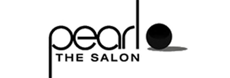Pearl the Salon logo design