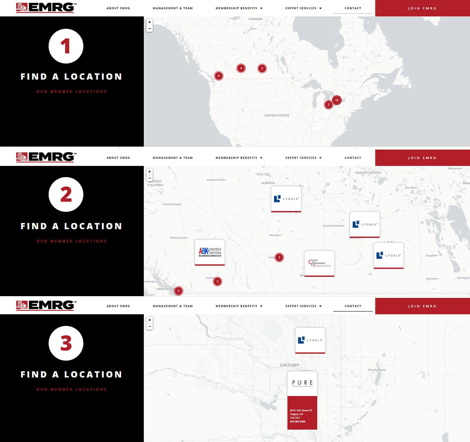 (EMRG) Member Map Showcase Image