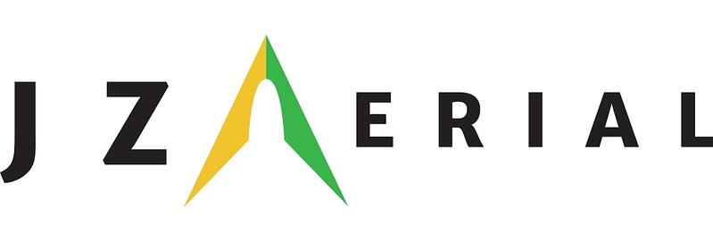 JZ Aerial Logo Design