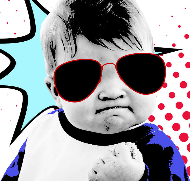 Barrel Marketing Success Baby