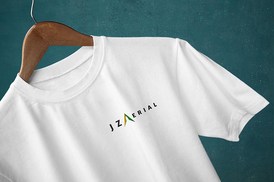 JZ Aeriel Branded TShirt