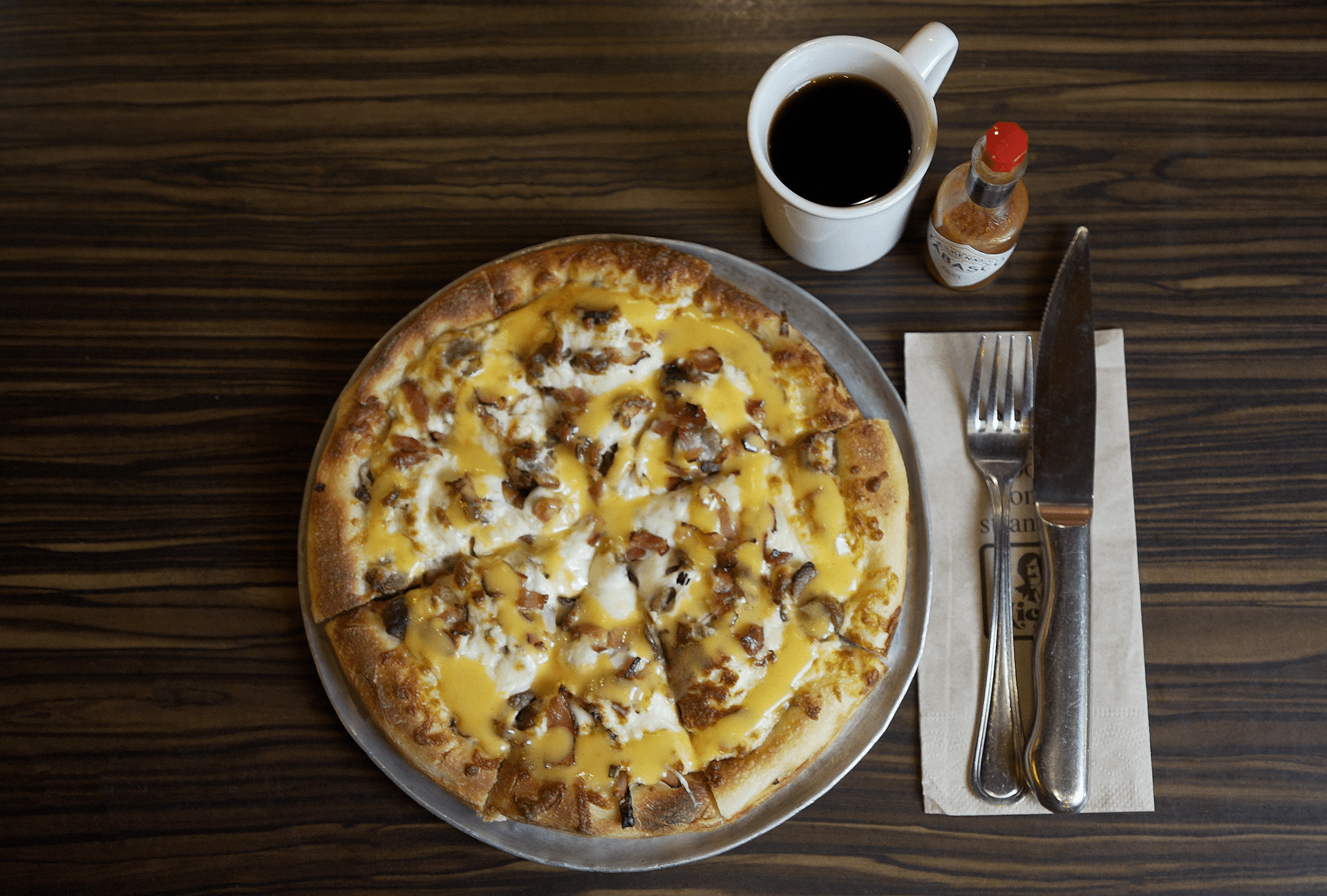 (Nick's) YYC Pizza Week 2020 - Morning Glory Photo 3